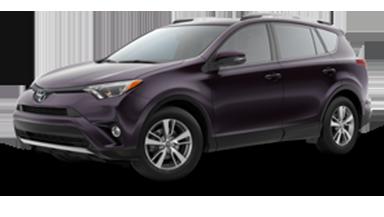 New 2018 RAV4 XLE AWD