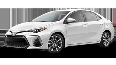 New 2019 Corolla SE