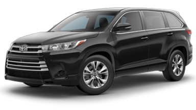 New 2019 Highlander LE AWD